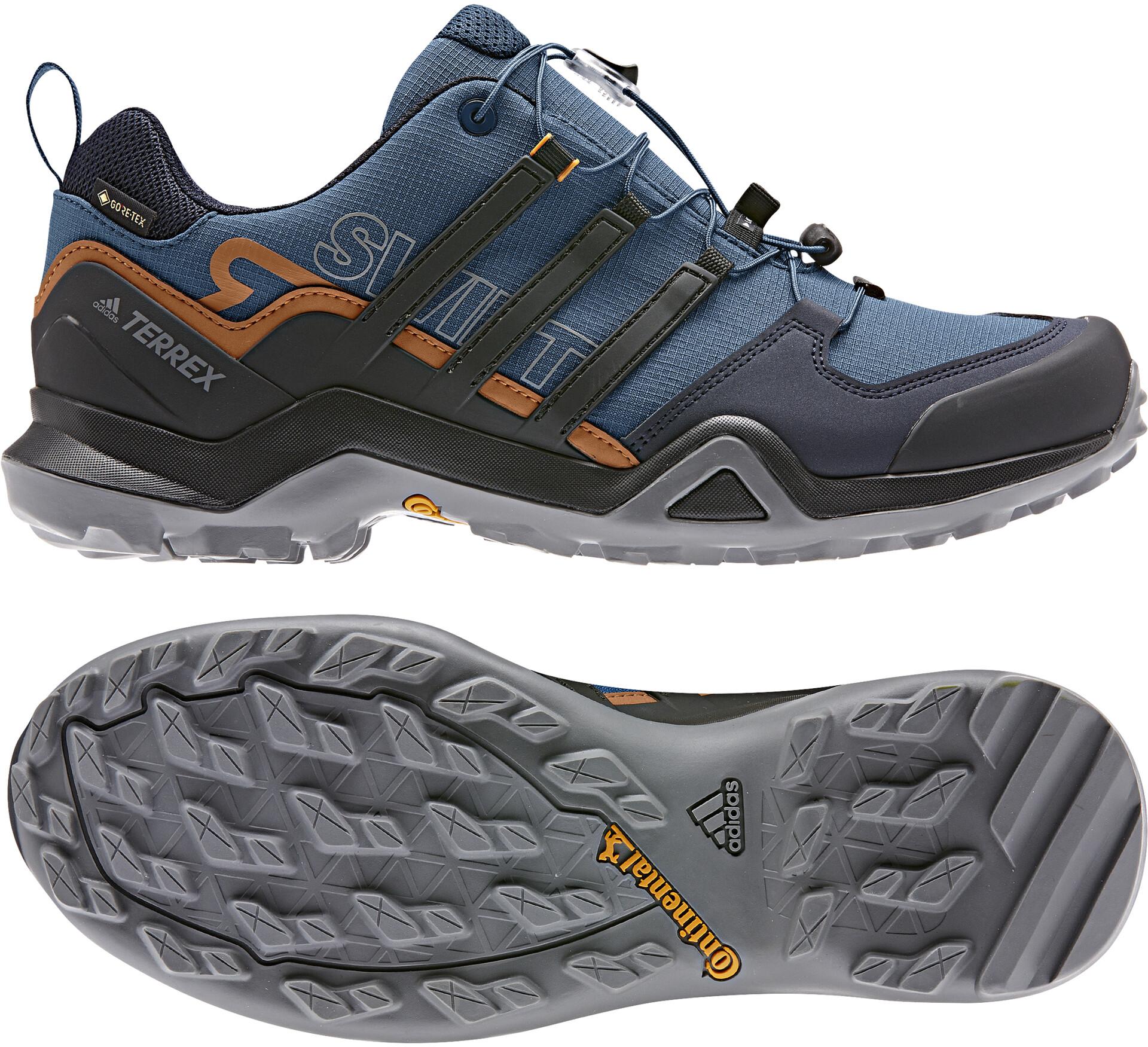 adidas TERREX Swift R2 GTX Chaussures Homme, legend marinecore blacktech copper